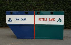 Can And Bottle Bank
