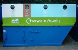 Waverley Council Bottle Bank